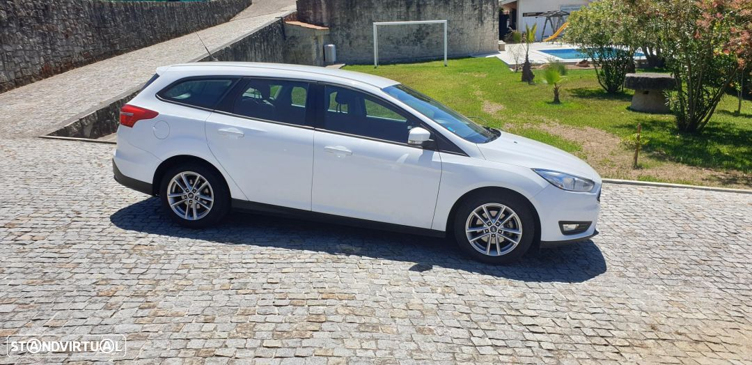 Ford Focus SW Trend+ 1.5tdci - 1