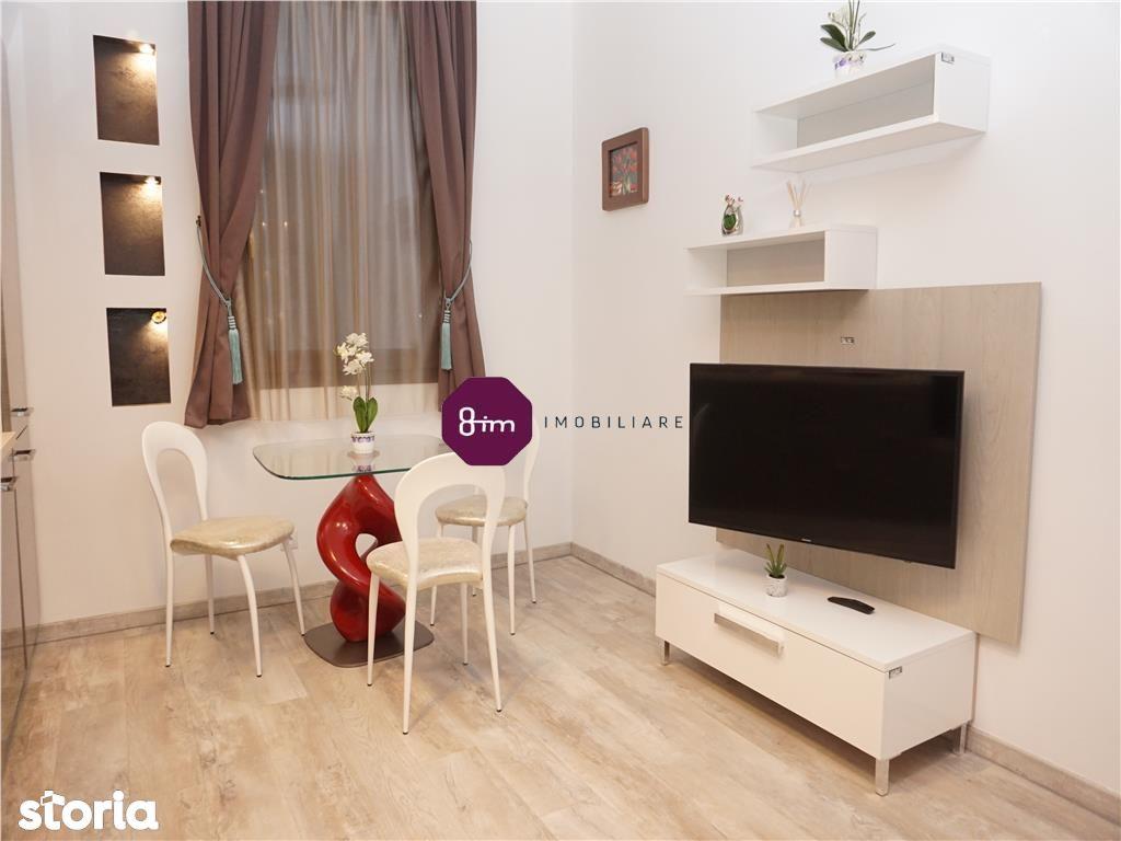 Apartament de inchiriat, Cluj (judet), Strada Deleu Victor - Foto 7