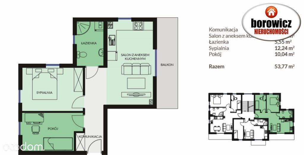 Mieszkanie na sprzedaż, Bielsko-Biała, Lipnik - Foto 13