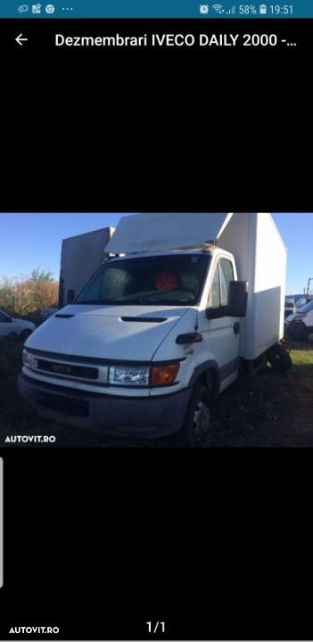Piese iveco Daily - 2