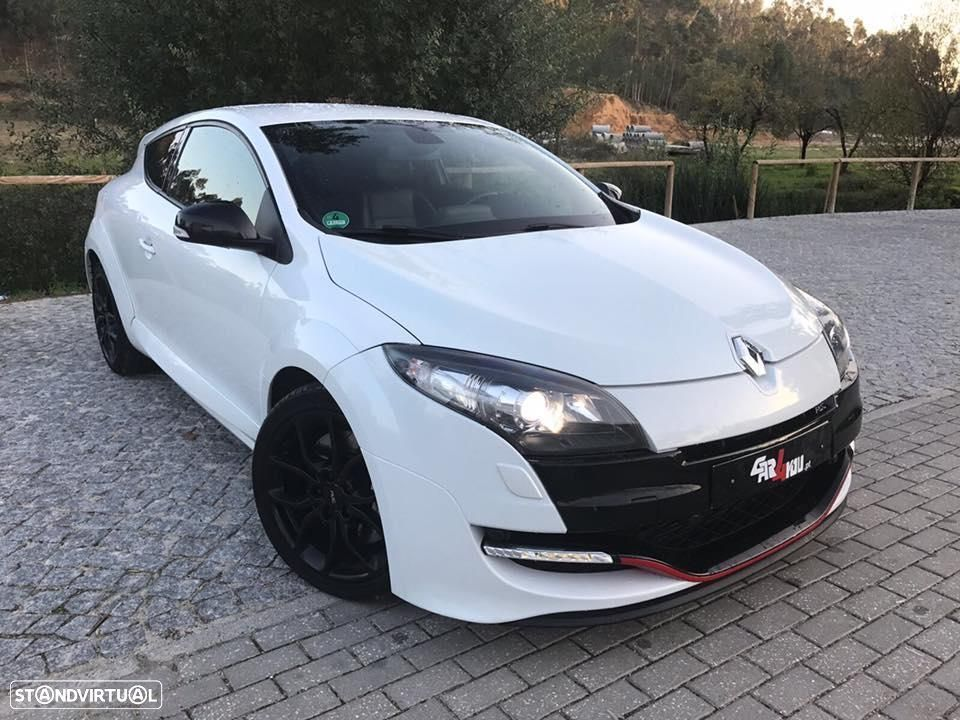 Renault Mégane Coupe 2.0 T RS CUP - 1
