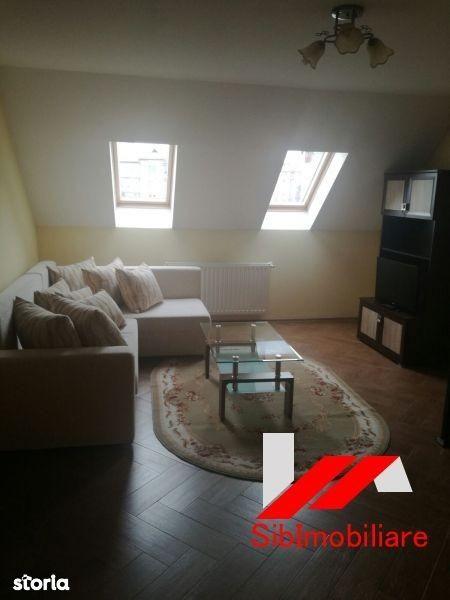 Apartament de inchiriat, Sibiu (judet), Strada Eroilor - Foto 11