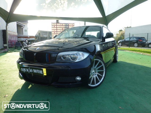 BMW 118 d Coupe Pack M - 2