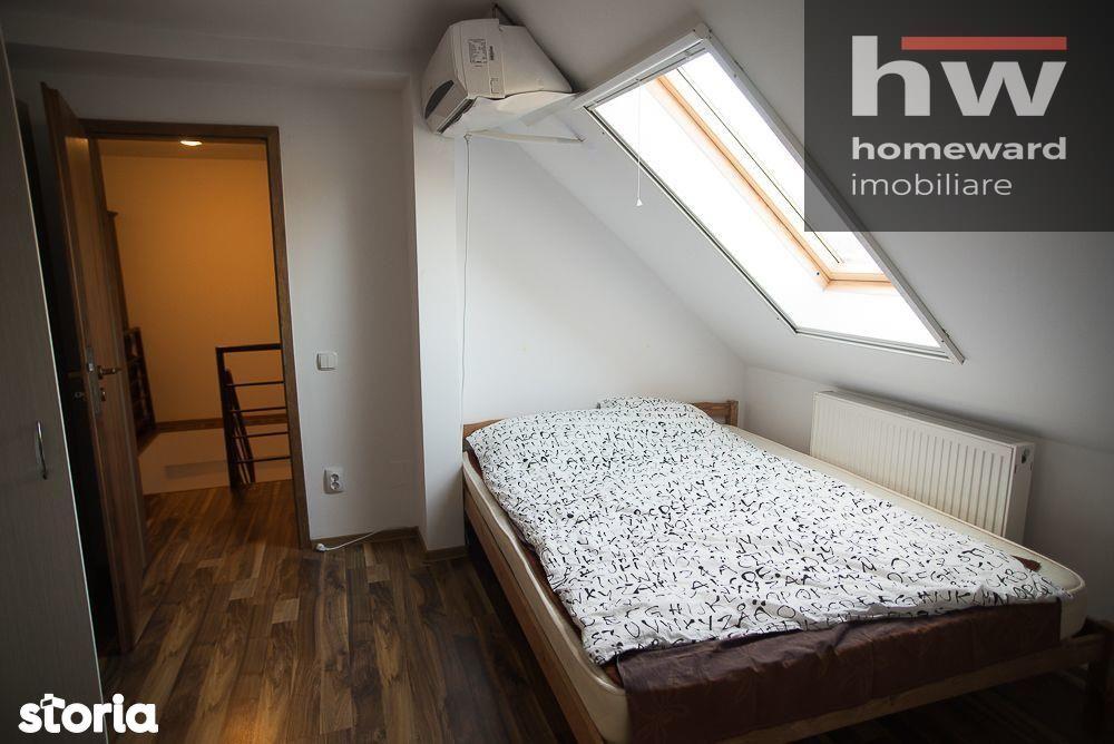 Apartament de inchiriat, Cluj (judet), Strada Edgar Quinet - Foto 5