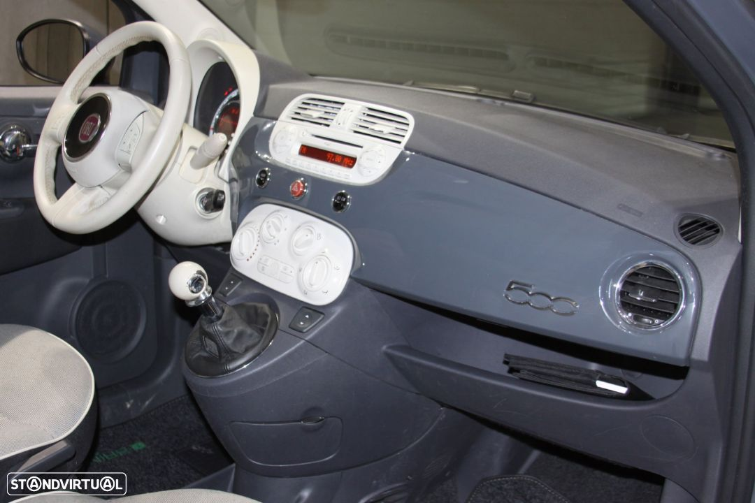 Fiat 500 0.9 8v. Twin Air Lounge - 29