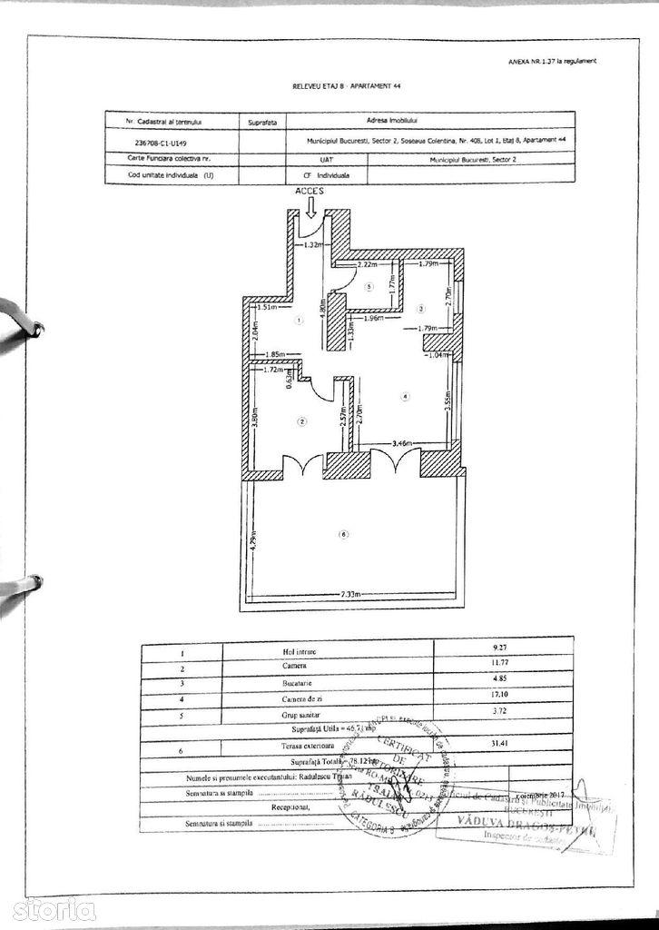 Apartament de vanzare, Bucuresti, Sectorul 2, Colentina - Foto 1
