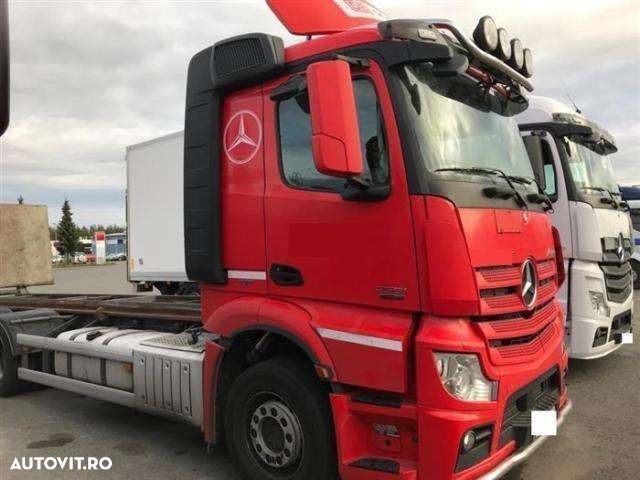 Mercedes-Benz ACTROS 2545 SOON EXPECTED 6X2 CHASSIS EURO 5 - 1