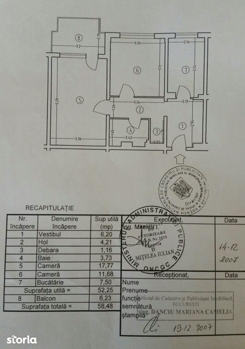 Apartament de vanzare, București (judet), Sălăjan - Foto 1