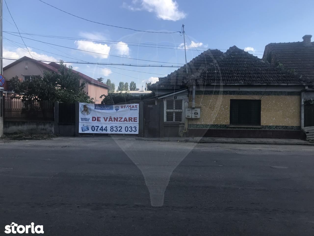 Casa de vanzare, Satu Mare (judet), Strada Magnoliei - Foto 1