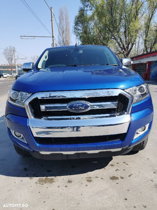 Dezmembrez ford ranger 3 facelift 2015 2018 2 2 manual 6 trepte motor - 3