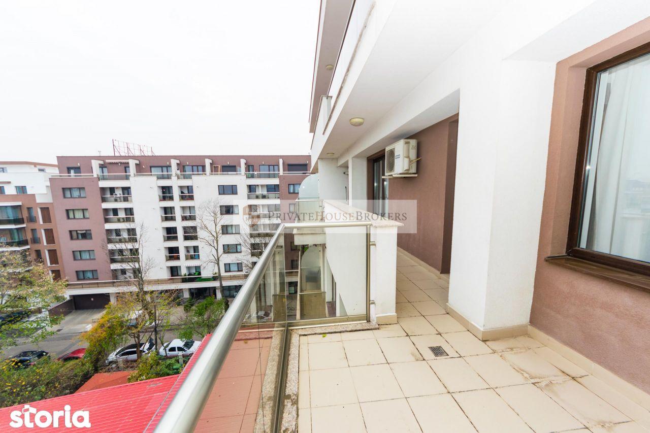 Apartament de inchiriat, București (judet), Strada Trifești - Foto 11