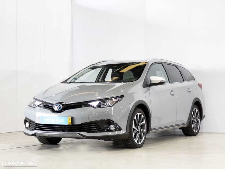 Toyota Auris Touring Sports 1.8 Híbrido Freestyle CVT TS - 1