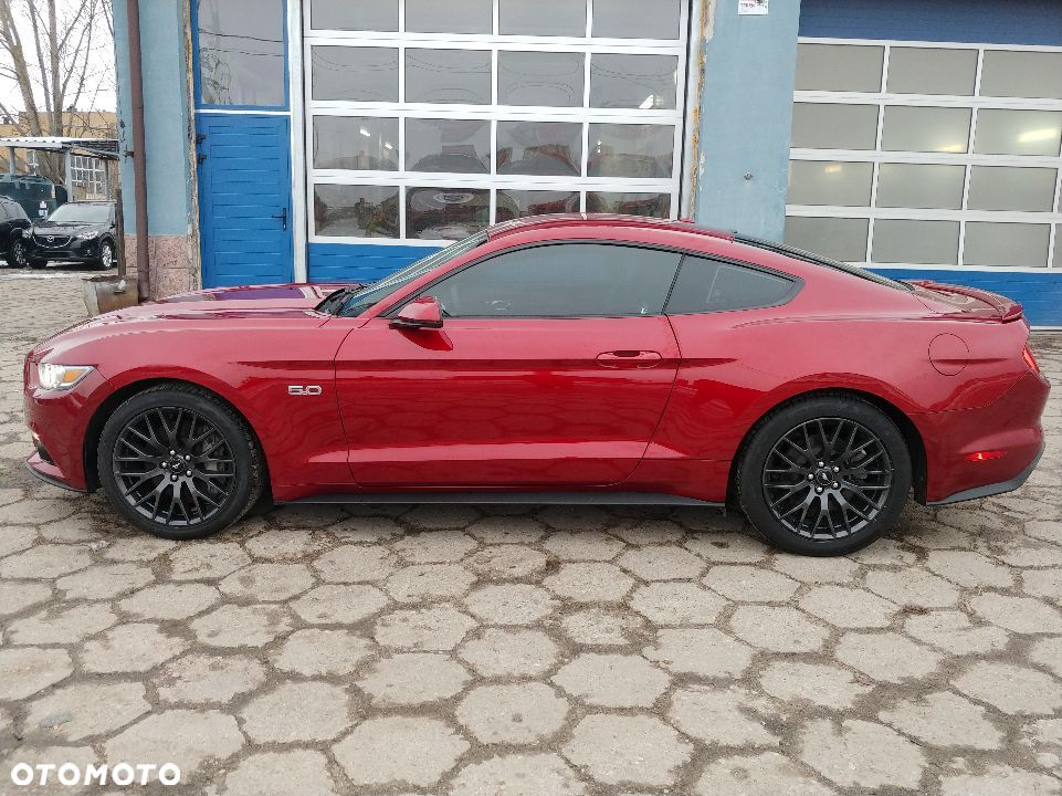 Ford Mustang V8 5.0 GT 2015 Automat - 25