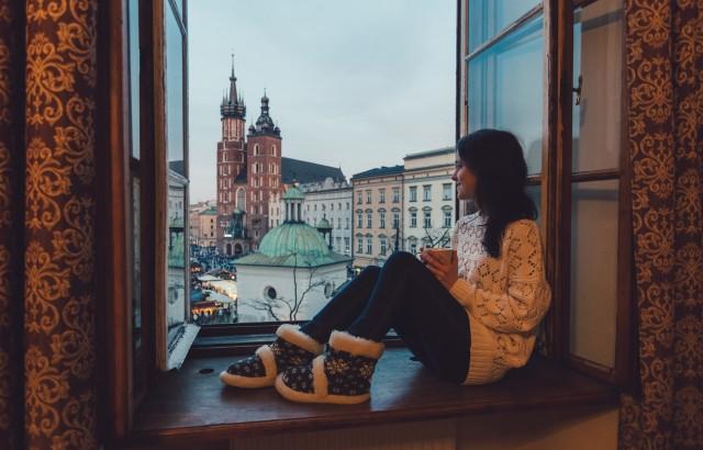 Kraków kawalerkami stoi