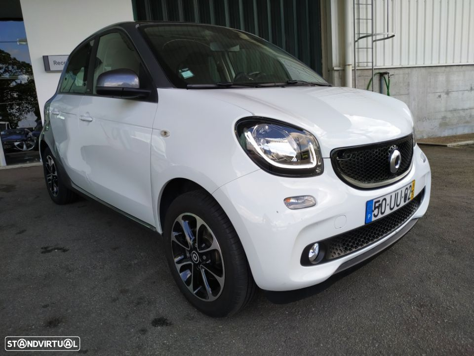 Smart ForFour Passion 90 Auto - 14