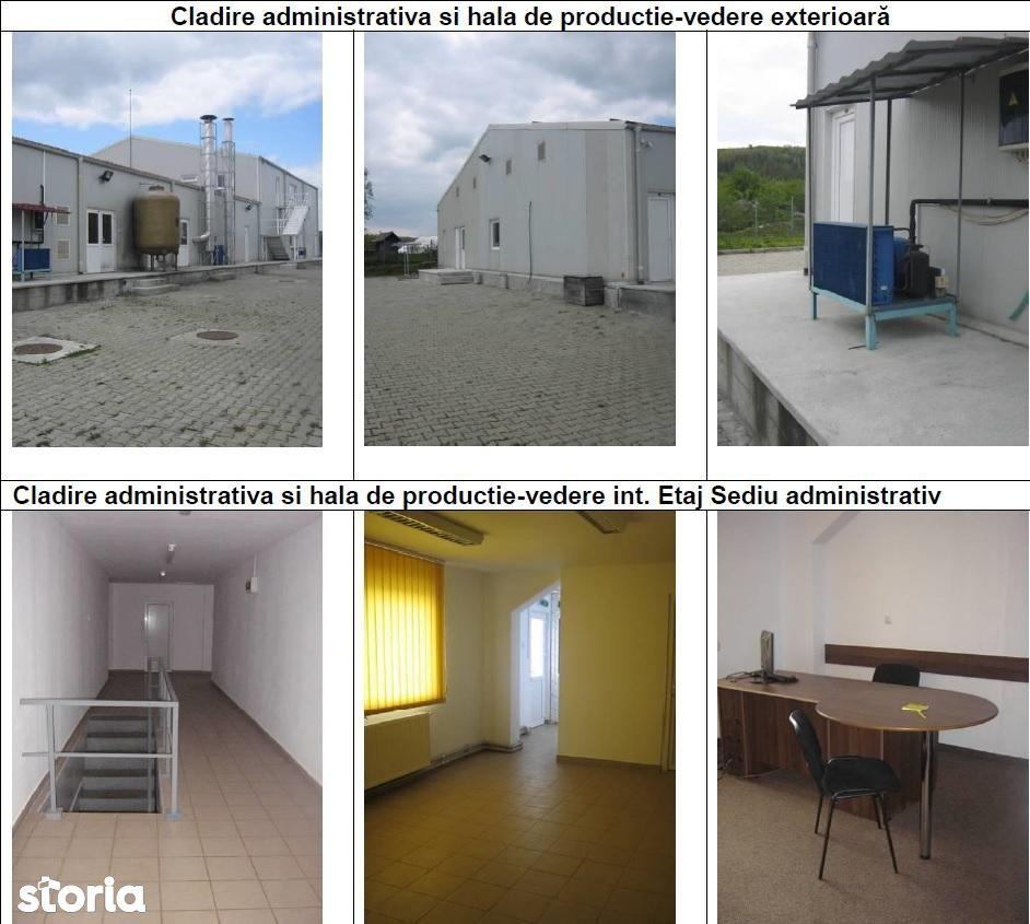 Depozit / Hala de vanzare, Suceava (judet), Bălăceana - Foto 5