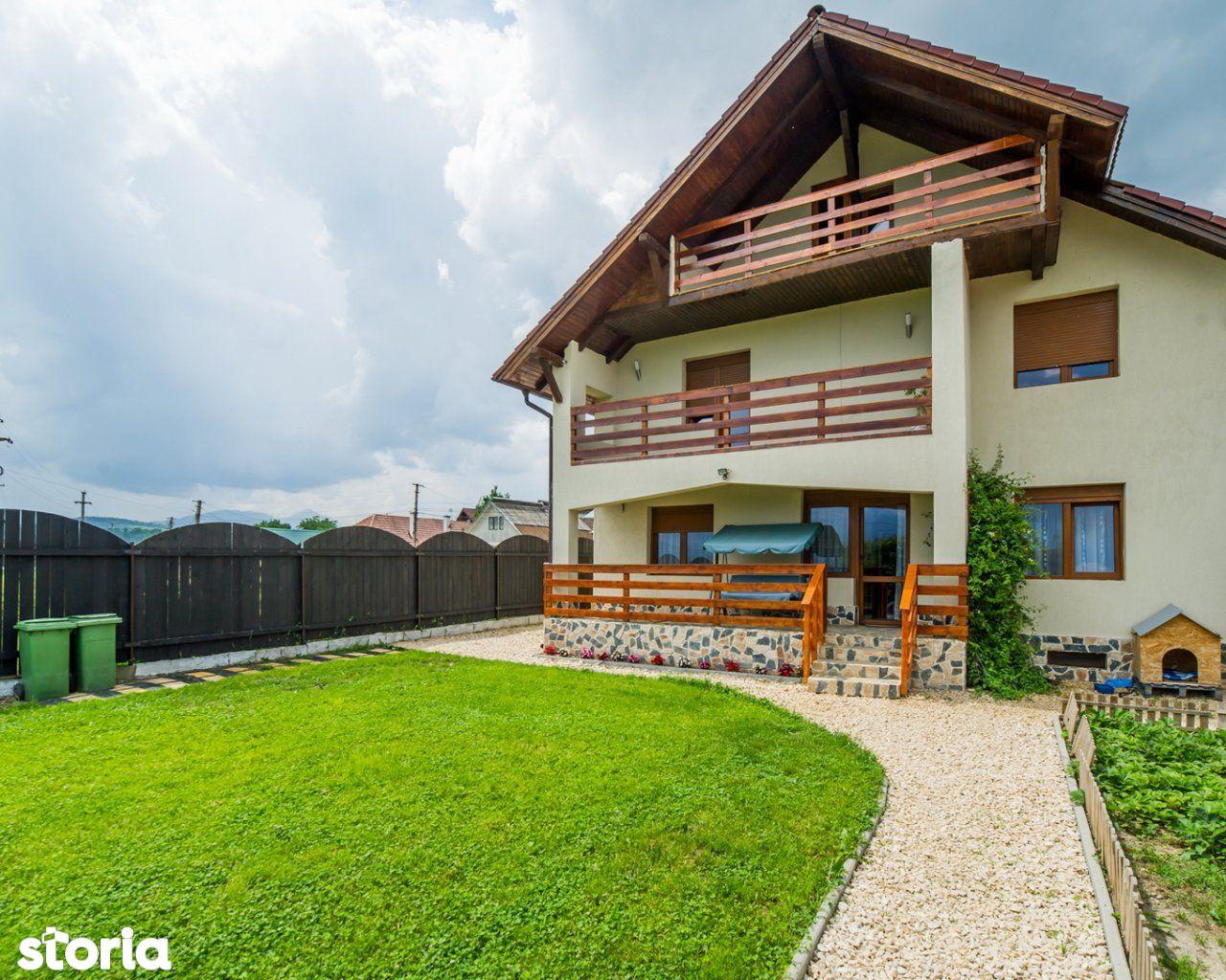 Casa de vanzare, Brașov (judet), Vulcan - Foto 1