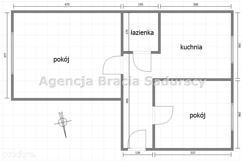 Mieszkanie na sprzedaż, Kraków, Nowa Huta - Foto 3