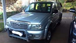 Mazda Drifter Double Cab 2.5 D TD 2WD