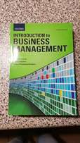 Introduction to Business Management 10th edition MNG1501