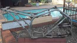 Yamaha Blaster frame for sale