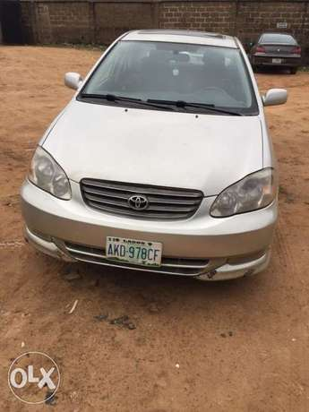 Extremely clean Toyota corolla sport 2004 Ibadan North - image 5