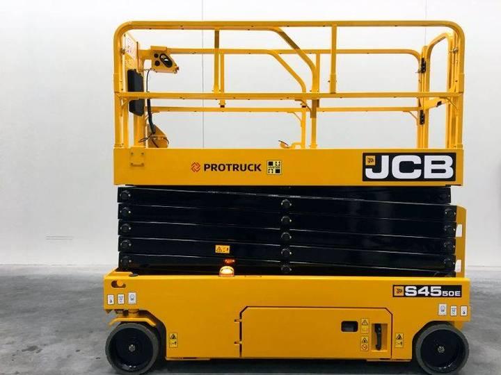 JCB S4550e - 2017