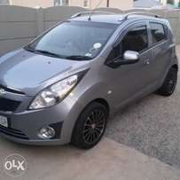 2012 Chevy Spark 1.2 LS