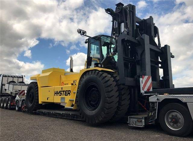 Hyster H52.00XM 12 - 2017
