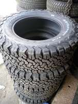 265/65R17 Bf Good rich tyres