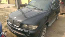 Toks X5 BMW suv at a give away price