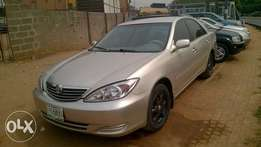 Clean Registered Camry Big Daddy 04