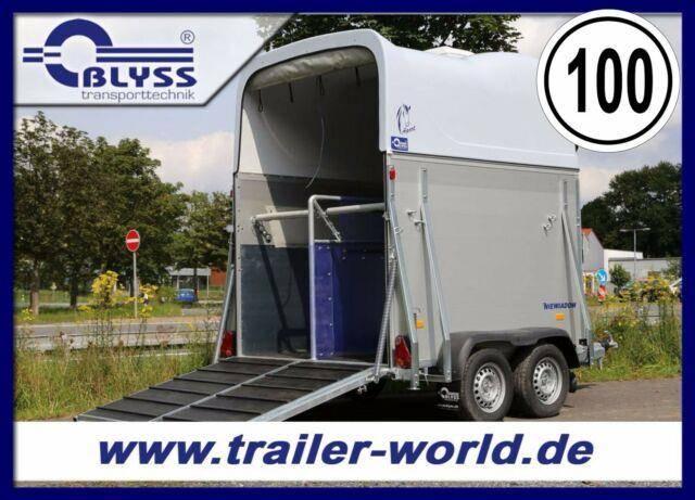 NIEWIADOW AKTION! Pferdeanhanger 2500kg GG 310x174x230cm