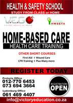 Home Based Care & Other Courses, Registration is open
