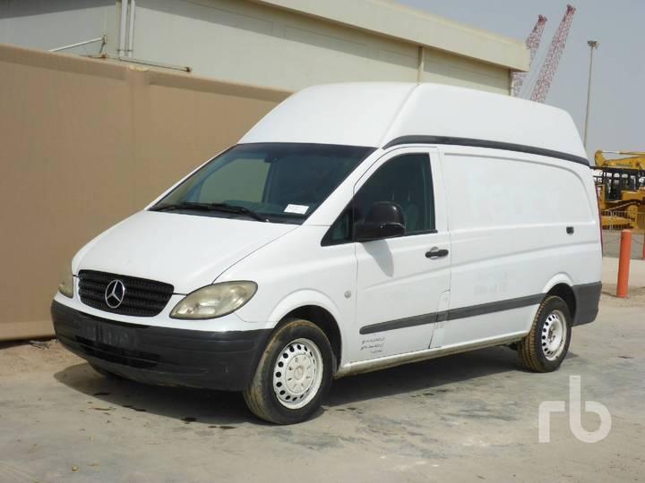 Mercedes-Benz VITO 109 CDI 4x2 Cargo - 2008