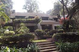 4 bedroom house on 1.13 acre for sale in Muthaiga