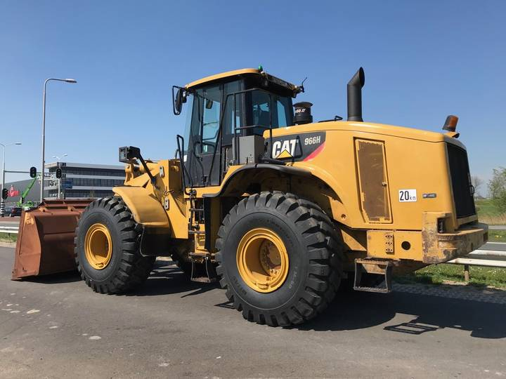 Caterpillar 966H - 2010