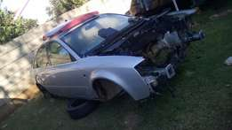 Audi a6 2002 stripping for spares