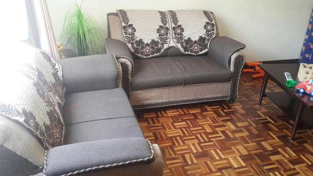 4 seater Sofa set.. 3 months old.. excellent condition Westlands - image 2