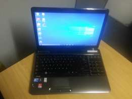 Am selling a Toshiba Satellite L655 Core i5 laptop for R2300