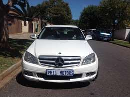 2008 Mercedes Benz C200 Kompresser ,mileage 117000 for sale