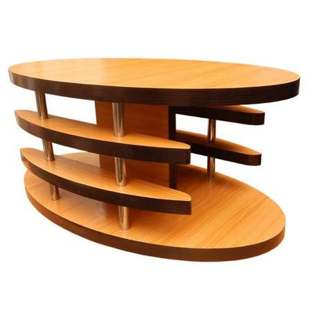 Pensive oval center table (Reference: fx060cb) Ikeja - image 1