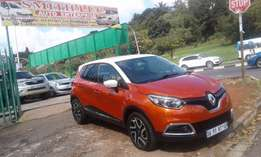 2015 Renault Captur 1.2 turbo for sale