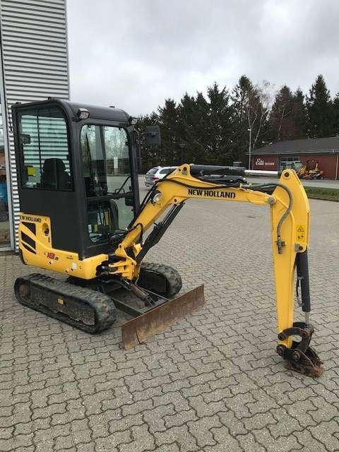 New Holland E18 Minigraver - 2014 - image 2