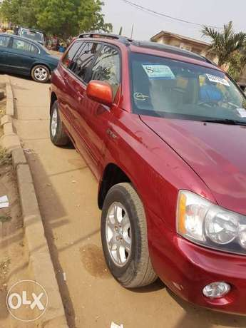 Foreign used superclean highlander available for sale Ipaja - image 1