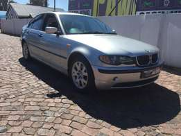 2003 Bmw 320d Exclusive E46 with sunroof,very good condition