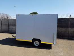 Brand New 3m Vending Trailers