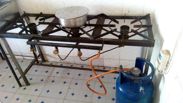 Commercial gas cooker Ruiru - image 1
