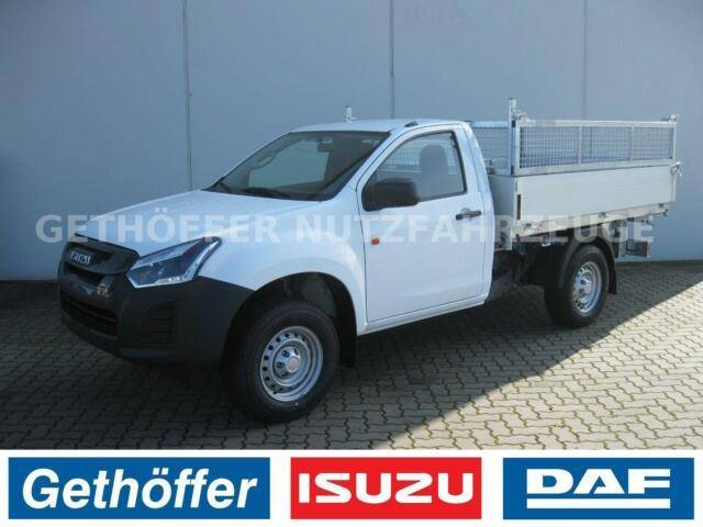 Isuzu D Max Single Cab Basic 4x4 Kipper Laubaufsatz