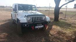 JEEP Wrangler Sahara For Sale